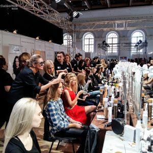 31-й сезон Mercedes-Benz Fashion Week Russia