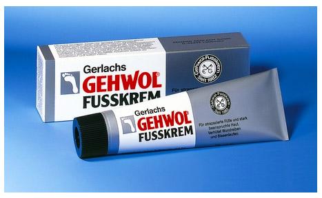 Крем для уставших ног Геволь (Gerlachs Gehwol Footcream)