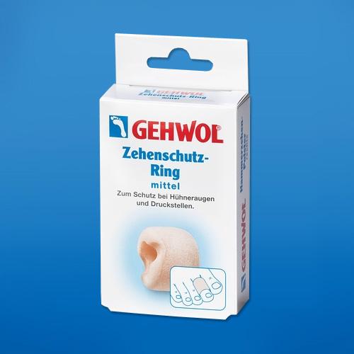 Кольца для пальцев защитные Геволь, большие (Gehwol Zehenschutz-Ring)