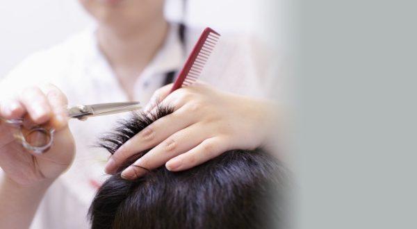 Подравнивание волос