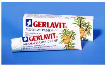 Витаминный крем для лица Герлавит (Gerlavit Moor-vitamin-creme)