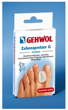 Гель-корректор для большого пальца Геволь G, большой (Gehwol Toe Separators G)