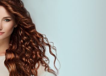 Смена цвета* длина волос