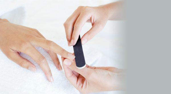 Придание формы ногтей