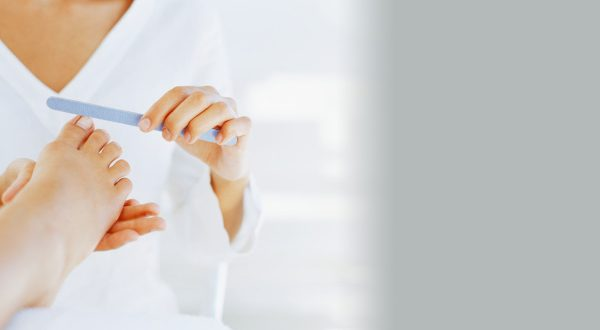 Коррекция ногтей