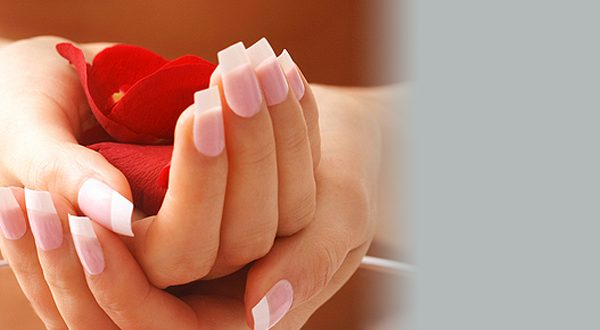 Изменение формы искусственных ногтей