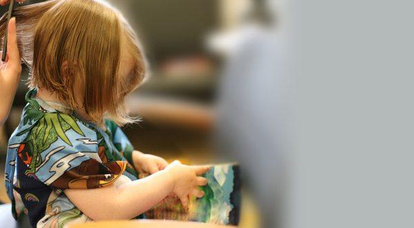 Стрижка детская модельная (до 9 лет)