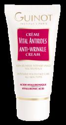Crеme Vital Antirides- Омолаживающий крем (легкая текстура для нормальной кожи)
