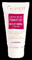 Creme Riche Fermete Lift — Укрепляющий Крем с Эффектом Лифтинга для Сухой или Обезвоженной Кожи