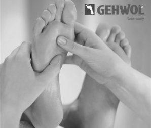 Крема для уставших ног