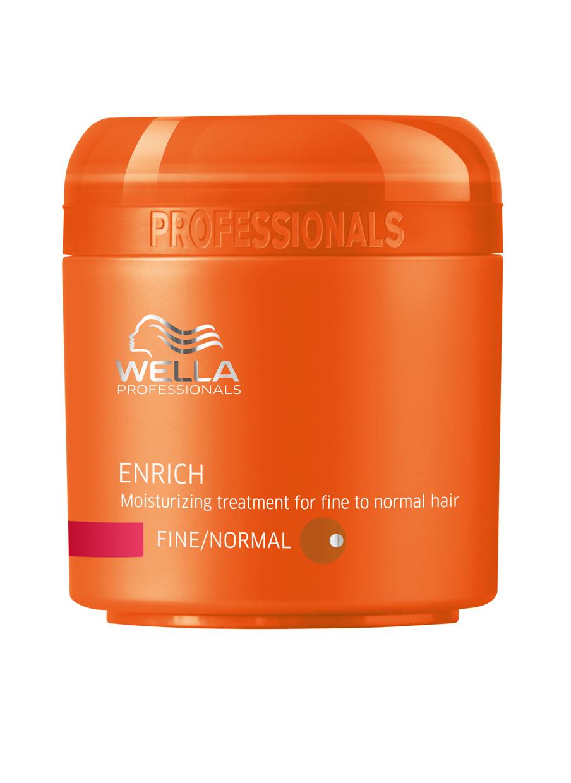 Питательная крем-маска для нормальных и тонких волос Enrich