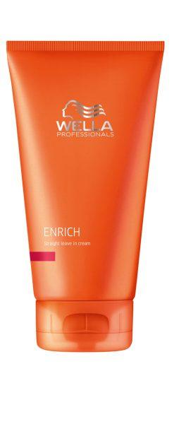 Питательный крем для выпрямления волос Enrich