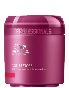 Восстанавливающая маска для жестких волос AGE