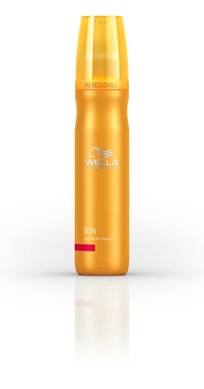 Увлажняющий крем для волос и кожи SUN