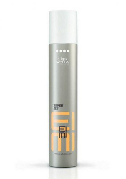 Лак для волос экстрасильной фиксации SUPER SET EIMI