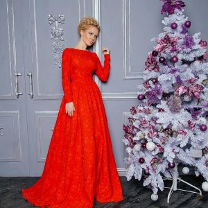 Look Book Christmas Collection Yulia Prokhorova Beloe Zoloto