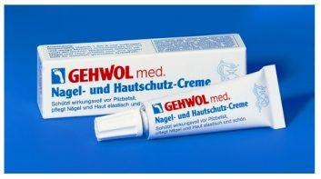 Крем для защиты ногтей и кожи Геволь мед (Gehwol med Protective Nail and Skin Cream)