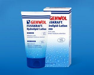 HL-Лосьон с керамидами Геволь Фусскрафт (Gehwol Fusskraft Hydrolipid-Lotion)