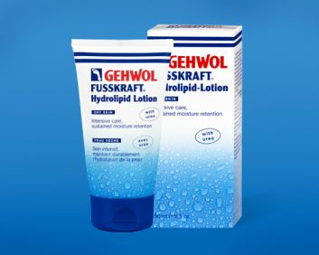 HL-Лосьон с керамидами Геволь Фусскрафт (Gehwol Fusskraft Hydrolipid-Lotion)