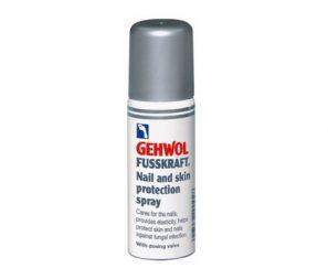 Защитный спрей Геволь Фусскрафт (Gehwol Fusskraft Nail and Skin Protection Spray)