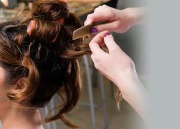 Укладка волос (коктейльная, праздничная, свадебная)