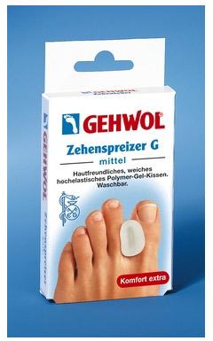 Гель-корректор для большого пальца Геволь G, средний (Gehwol Toe Separators G)