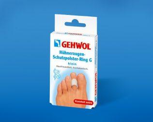 Защитное гель-кольцо с уплотнением Геволь G (Gehwol Corn Protection Ring G)