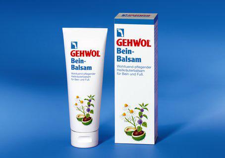Бальзам для ног Геволь (Gehwol Leg Balm)