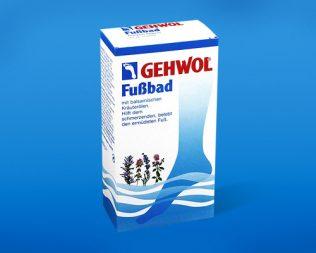 Ванна для ног Геволь 10 пакетиков, 200 грамм (Gehwol Foot Bath)