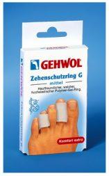 Кольцо на палец Геволь G, среднее (Gehwol Zehenschutzring G mittel)