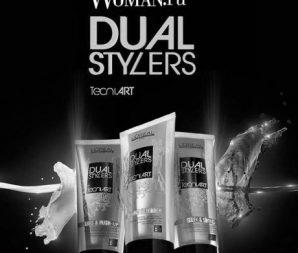 Dual Stylers 2-В-1 Tecni.Art 2