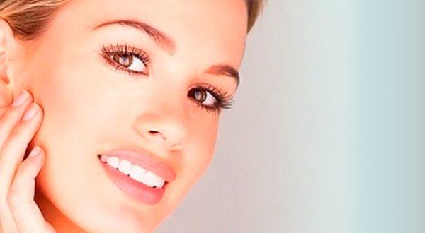 Удаление купероза на щеках