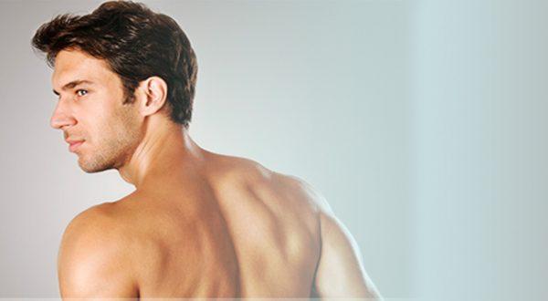 Эпиляция груди мужская