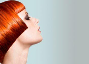 Индивидуальное окрашивание длина волос