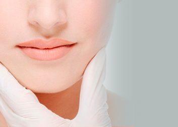 Биоактивное моделирование овала лица