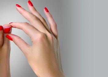 Коррекция вросшего ногтя (во время процедуры педикюра)