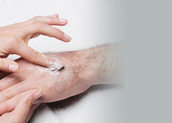 Массаж кистей рук мужской