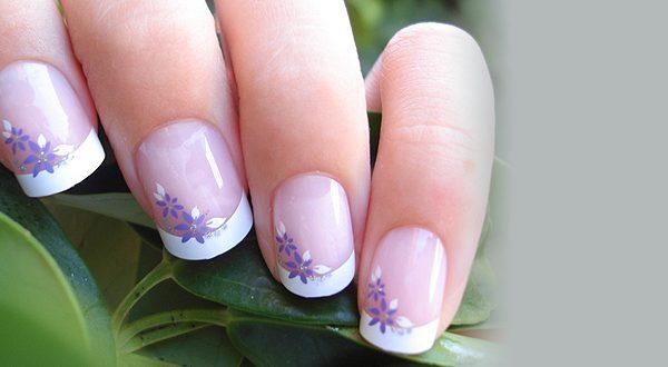 Полировка искусственных ногтей