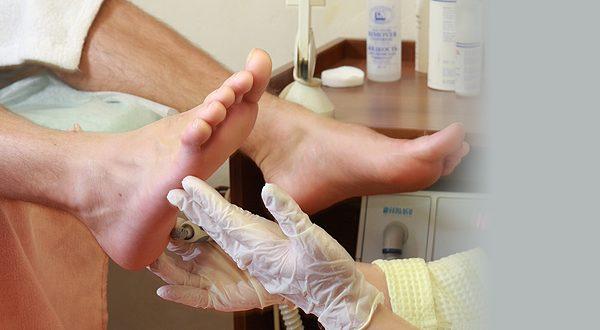 SPA-уход для ног мужской