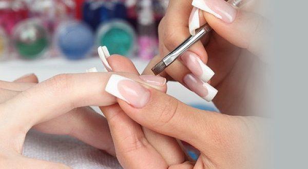 Выравнивание ногтевой пластины, гель/акрил