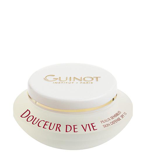 Douceur de Vie SPF 15 — Успокаивающий Регенерирующий Крем SPF 15, 50 мл