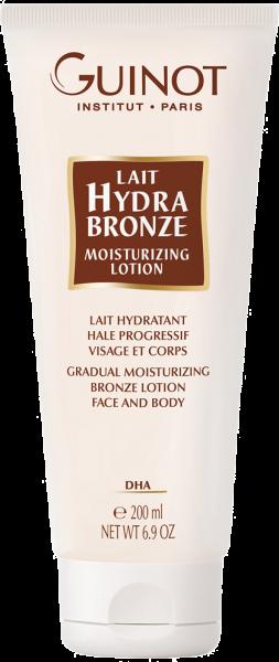 Lait Hydrabronze — Увлажняющее тонирующее молочко для лица и тела