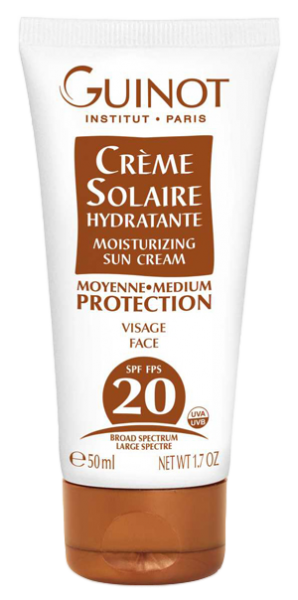 Crеme Solaire Hydratant SPF 20 — Увлажняющий Защитный крем для Лица SPF20