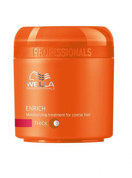 Питательная крем-маска для жестких волос Enrich