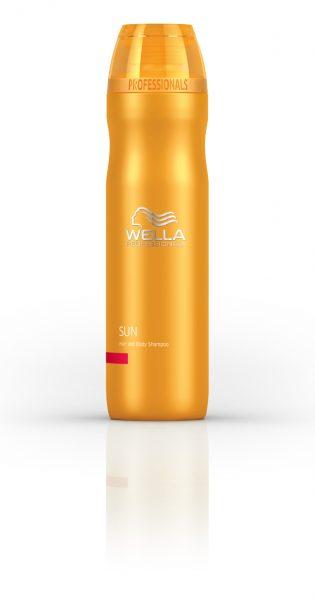 Шампунь для волос и тела SUN