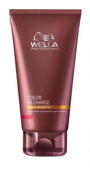 Бальзам для освежения цвета теплых коричневых оттенков COLOR RECHARGE